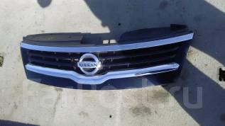 Решетка радиатора. Nissan Serena, NC25 Двигатель MR20DE