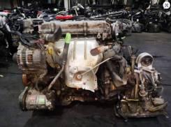 Двигатель в сборе. Nissan Presage Двигатель KA24DE