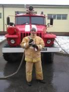 Инженер по пожарной безопасности. Высшее образование по специальности, опыт работы 5 лет