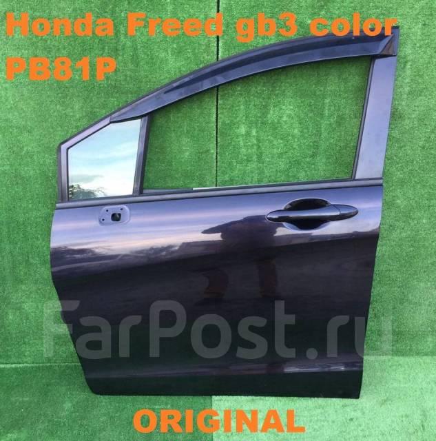 Дверь боковая. Honda Freed, DBA-GB3, DBA-GB4