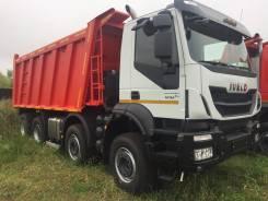 Iveco Trakker. 8x4, 13 000 куб. см., 25 000 кг.