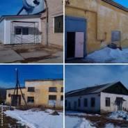 Производственная база (6 нежилых зданий и зем участок). Ул Советская, 40, р-н Аргаяшский район, село Кулуево, 53 804 кв.м.