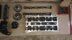 Головка блока цилиндров. Ford Focus, CB4 Двигатели: SHDB, SHDC, HWDA, HWDB, SHDA
