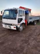 Nissan. Продам грузовойбортовой с манипулятором Ниссан-Дизель, 5 800куб. см., 5 000кг., 4x2