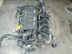 Двигатель комплектный 1.4B A14XER на Opel