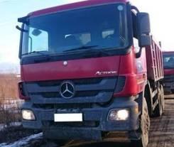 Mercedes-Benz Actros. Самосвал 3341, 12 000 куб. см., 20 000 кг.