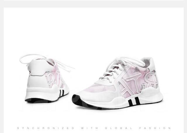 deb6a3a6 Красивые мягкие кроссы! Внутри нат. кожа! №823 - Обувь во Владивостоке