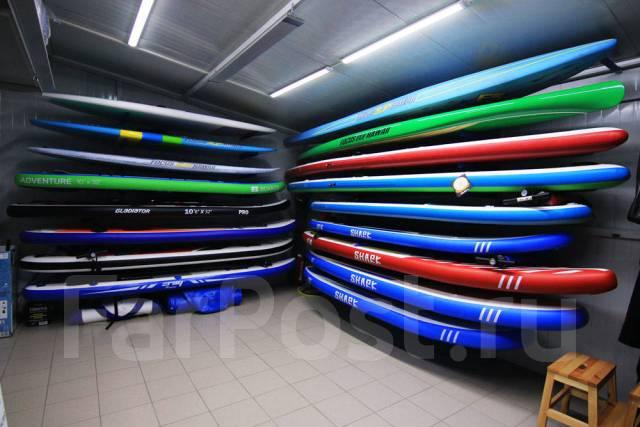 САП-магазин Третья Волна Огромный выбор SUP-досок Гарантия. Рассрочка