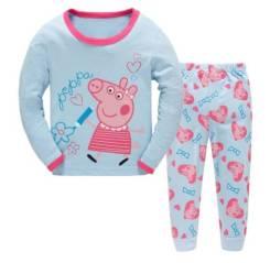 Пижамы. Рост: 86-92, 92-98, 98-104, 104-110, 110-116, 122-128 см