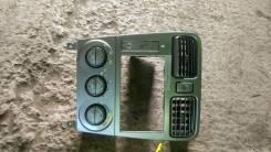Блок управления климат-контролем. Subaru Forester, SG9, SG9L, SG5