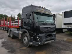 Volvo FM. Тягач 2013 года -truck 6X4, 12 780 куб. см., 23 768 кг.