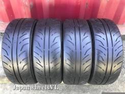 Dunlop Direzza ZII. Летние, 2013 год, износ: 10%, 4 шт