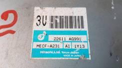 Блок управления двс. Subaru Impreza, GG3, GG2 Двигатель EJ152
