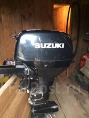 Suzuki. 15,00л.с., 2-тактный, бензиновый, нога S (381 мм), Год: 2011 год
