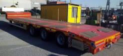 Политранс ТСП 94183. Низкорамный полуприцеп тяжеловоз тсп 941830302D00, 26 000 кг.
