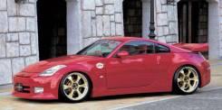Обвес кузова аэродинамический. Nissan 350Z. Под заказ