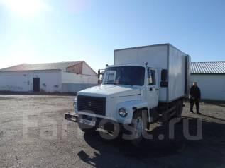 ГАЗ 3309. Продается грузовой фургон 2012 года выпуска, 4 750 куб. см., 4 500 кг.