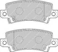 """Колодки дисковые з.\ Toyota Corolla 1.4i/1.6/2.0D 01> диск 15"""""""