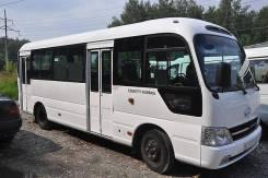 Hyundai County. Продаётся Hyundai county (кореец) Кузбас, 3 900 куб. см., 16 мест