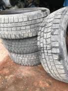 Dunlop Winter Maxx WM01. Всесезонные, износ: 30%, 4 шт