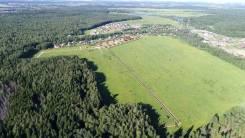 Прилесной участок в Новой Москве в деревне Каменка в 28 км от МКАД. 700 кв.м., собственность, электричество, от агентства недвижимости (посредник)