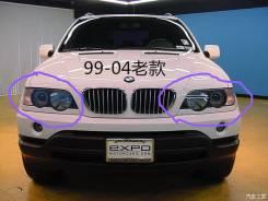 Стекло фары. BMW X5, E53. Под заказ