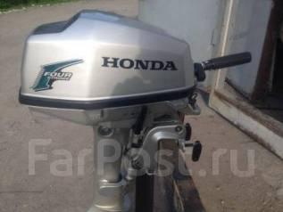 хонда с лодкой во владивостоке