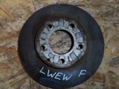 Диск тормозной. Mazda Millenia, TA3A, TAFP, TA5P, TA3P, TA5A Mazda MPV, LWEW, LW5W, LWFW, LW3W