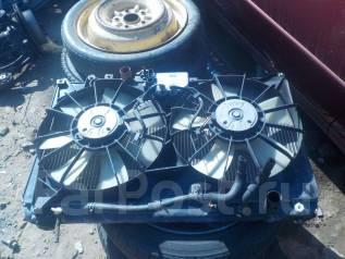 Радиатор охлаждения двигателя. Toyota Verossa, JZX110 Toyota Mark II, JZX110 Двигатель 1JZGTE