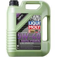 Liqui Moly Molygen New Generation. Вязкость 5W-40, синтетическое