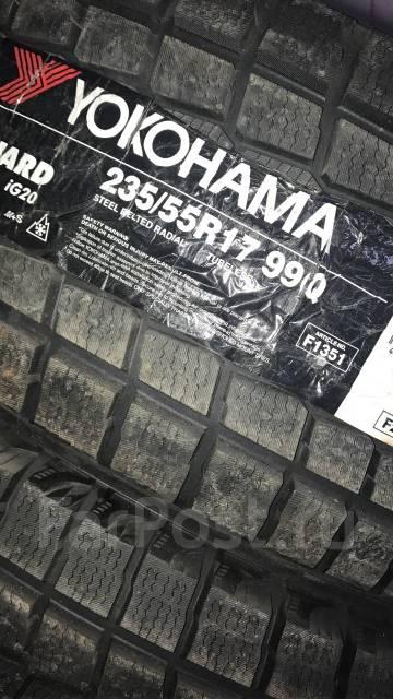 Yokohama Ice Guard IG20. Зимние, без шипов, 2013 год, без износа, 4 шт. Под заказ