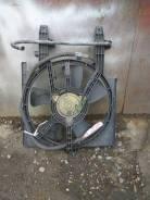 Вентилятор охлаждения радиатора. Nissan Cube, Z10, AZ10 Двигатели: CGA3DE, CG13DE