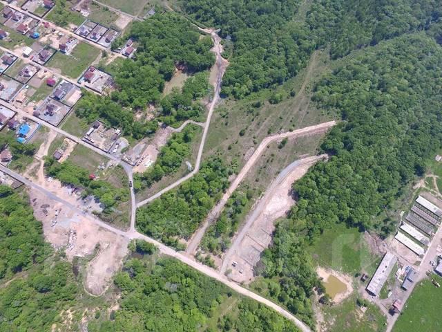 Продам земельный участок. 1 000кв.м., собственность, электричество, вода, от частного лица (собственник). Фото участка