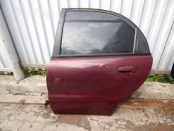 Дверь боковая. Daewoo Lanos ЗАЗ Шанс Chevrolet Lanos, T100