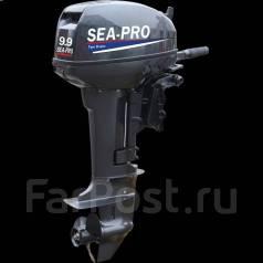 Sea-Pro. 15,00л.с., 2-тактный, бензиновый, нога S (381 мм), Год: 2017 год