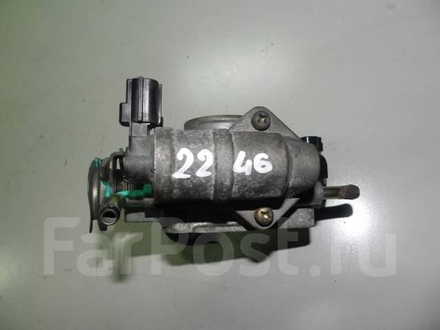 Заслонка дроссельная. Mazda: Training Car, Mazda3, Demio, Verisa, Axela Двигатели: MZR, Z6, ZJVE, ZYVE