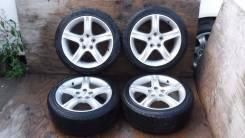 Продам отличные колеса R17 с Altezza. 7.0x17 5x114.30 ET50