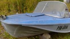 Казанка-5М3. Год: 1989 год, длина 4,50м., двигатель без двигателя, 60,00л.с., бензин