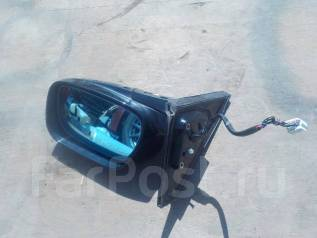 Зеркало заднего вида боковое. Toyota Verossa, JZX110, GX110, GX115 Двигатели: 1JZGTE, 1JZFSE, 1GFE