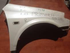 Крыло. Nissan Primera, WTNP12 Двигатель QR20DE