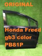 Дверь боковая. Honda Freed, GB3, DBA-GB4, DBA-GB3