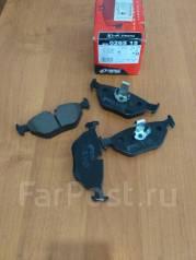 Колодка тормозная дисковая. BMW 5-Series, E39 Двигатели: M47D20, M57D25, M52B28, M62B44TU, M57D30, M62B35, M51D25TU, M54B25, M54B22, M51D25, M52B25, M...