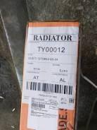 Радиатор охлаждения двигателя. Daihatsu Storia Daihatsu YRV
