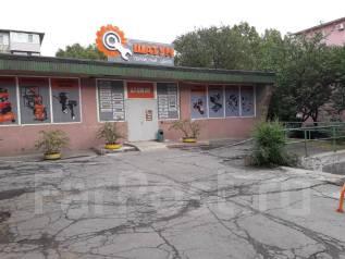 Продается отдельно стоящее здание + земля в собственности. Улица Давыдова 8, р-н Вторая речка, 300 кв.м. Дом снаружи