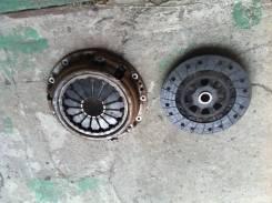 Корзина сцепления. Nissan Silvia, S15 Двигатели: SR20DE, SR20DET, SR20DT, SR20D, SR20