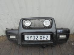 Бампер. Opel Frontera, 6B Двигатели: 6VD1, Y32NE, X22SE, Y22SE