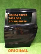 Дверь боковая. Honda Freed, DBA-GB3 Двигатель L15A