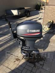 Yamaha. 40,00л.с., 2-тактный, бензиновый, нога S (381 мм), Год: 2017 год
