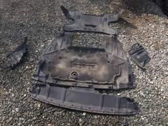 Защита двигателя пластиковая. Toyota Celsior, UCF21
