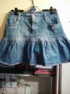 Юбки джинсовые. Рост: 158-164 см
